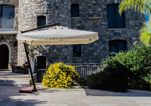Vievi Serramenti - Ombrellone Claire