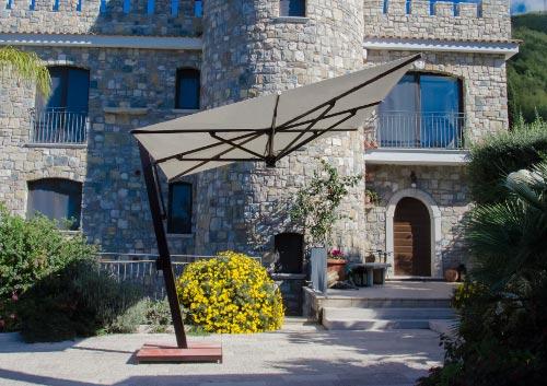 Vievi Serramenti - Ombrellone Pergolo